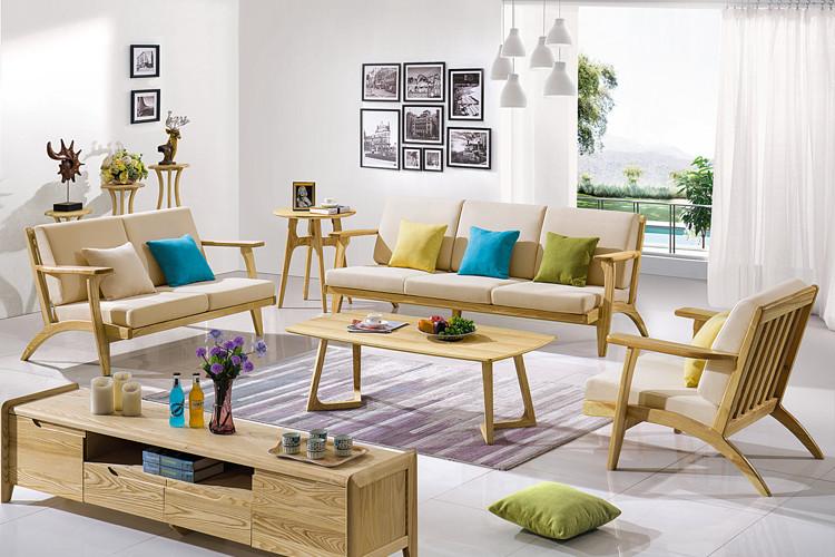北欧风格+原木家具,给您不一样的体验