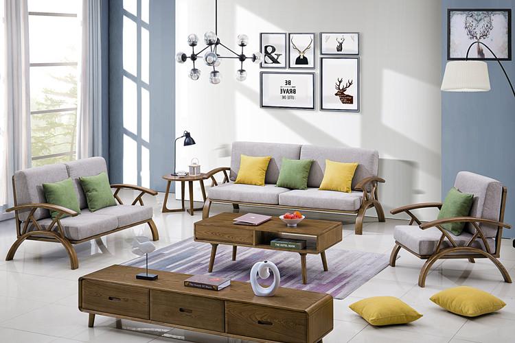简约北欧家具,享受生活的轻松舒适感