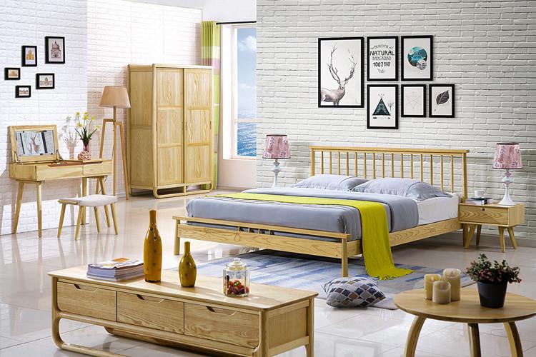 北ou家具卧室zhan示效果0