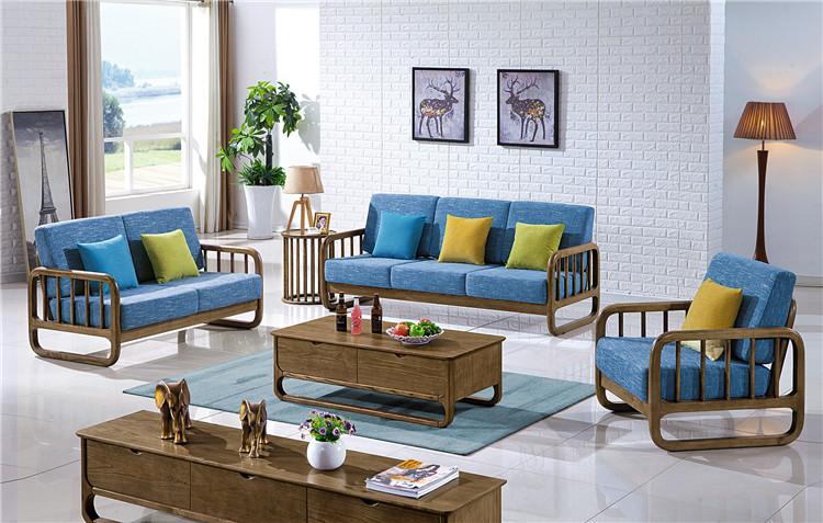 北欧风格家具厂家分享家里如何搭配实木家具