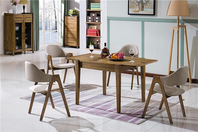北欧餐厅家具