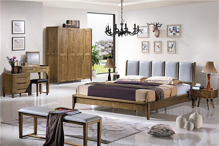 北欧卧室家具